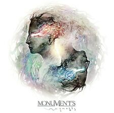 MONUMENTS - GNOSIS  VINYL LP + CD NEU