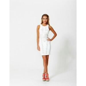 SASS-Donna-Stud-Dress-4269DKSS-Black-Off-White