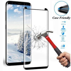 Samsung-Galaxy-Note-9-8-S8-S9-Plus-Tempered-Glass-Screen-Protector-3D-Curved-9H