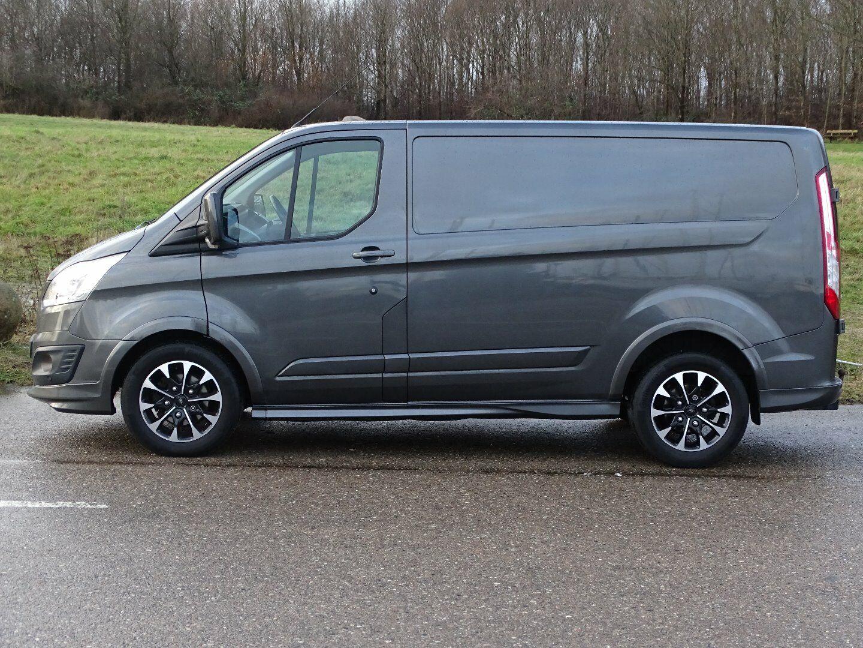 Ford Transit Custom 290S 2,0 TDCi 170 Sport aut.