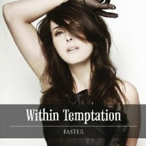 WITHIN-TEMPTATION-034-FASTER-034-CD-2-TRACK-SINGLE-NEU