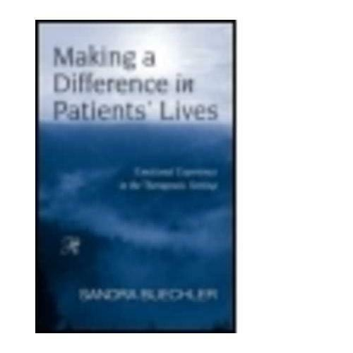 Making a Difference in Patients' Lives by Sandra Buechler