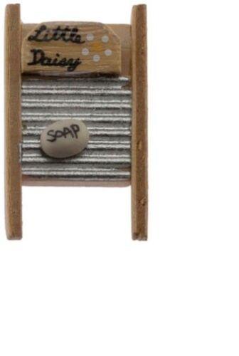 Dollhouse Miniatures 1:12 Scale Scrub Board #IM65357