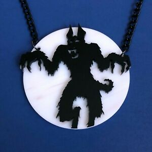 Kreepsville-666-Gothic-Horror-80s-Psychobilly-Punk-Howling-at-the-Moon-Necklace