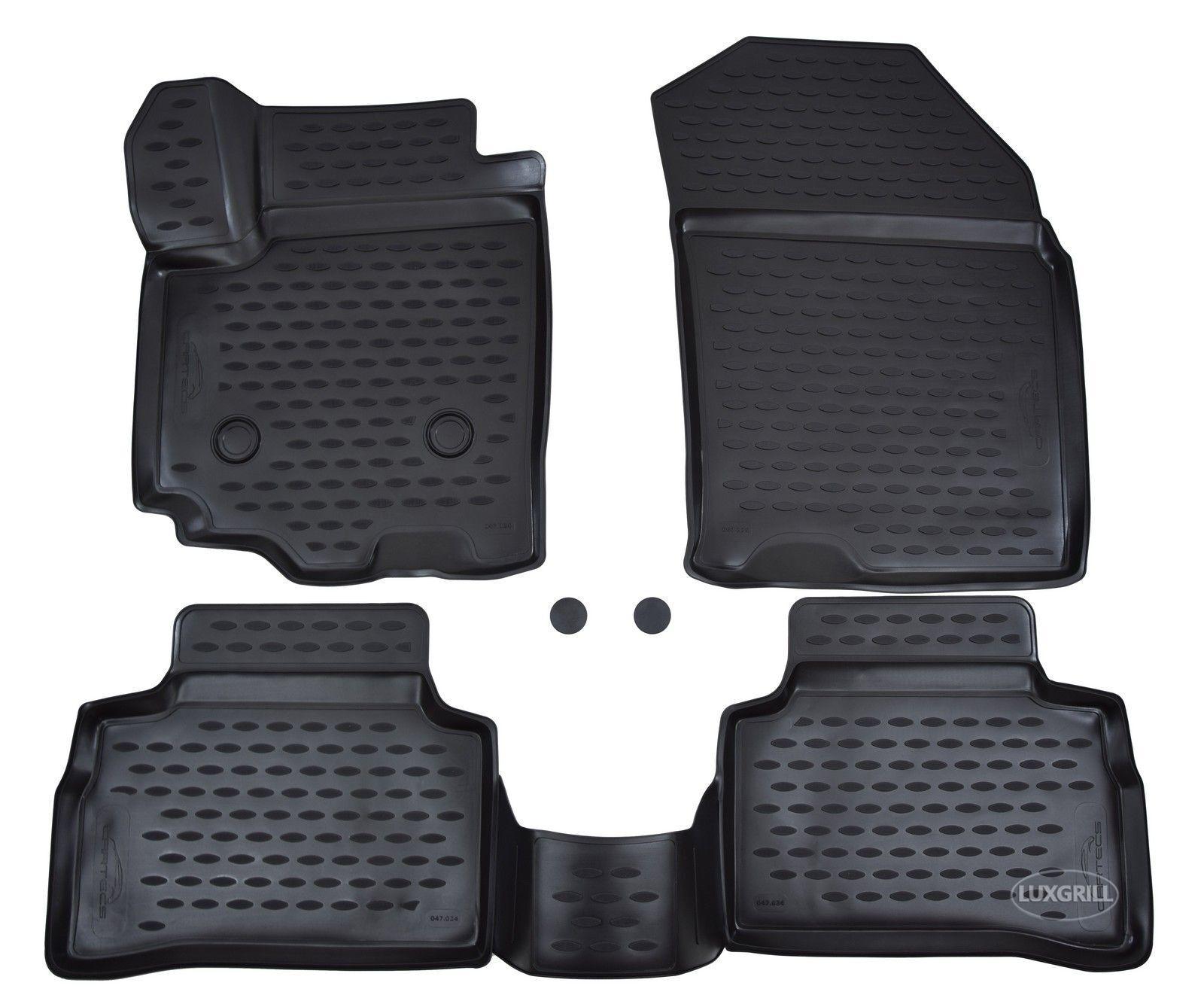 Gummimatten Fußmatten für Suzuki Vitara ab 2015 Original Qualität 4-tlg
