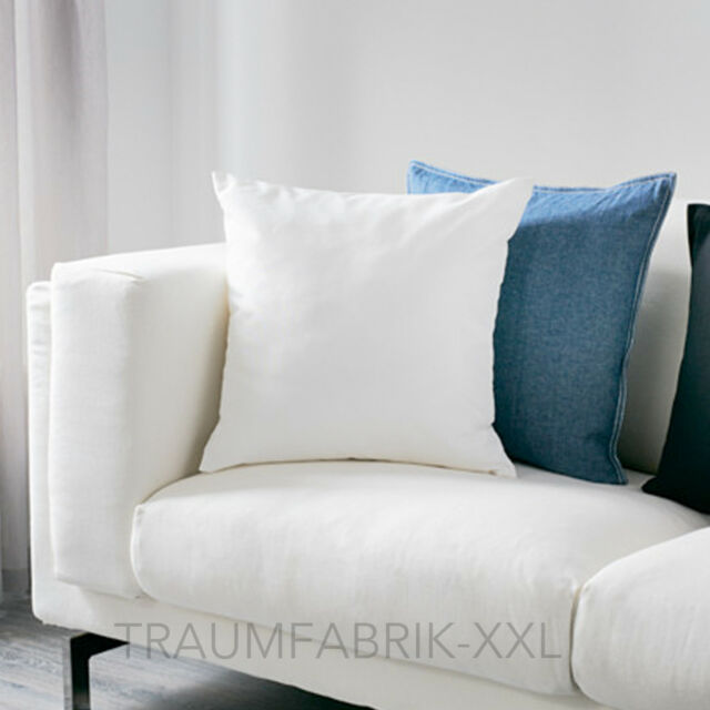 Imbottitura Cuscini Divano Ikea.Ikea Ullkaktus Cuscini Decorativi Divano Imbottitura Per Bianco