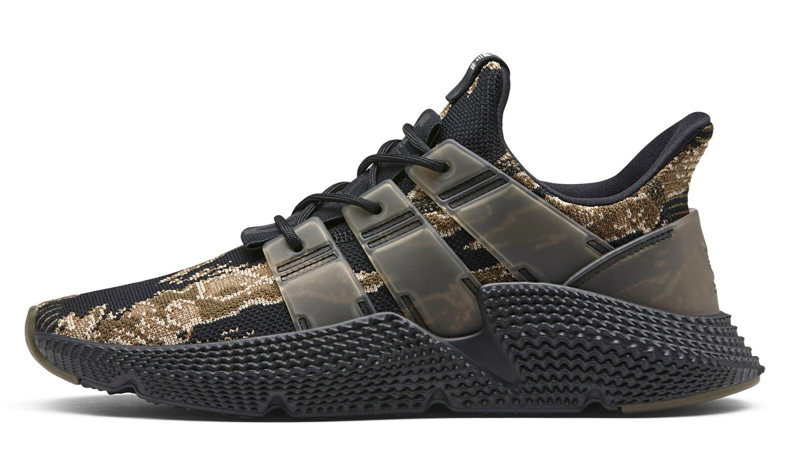 Undefeated x Adidas Prophere Tiger Camo/Black/Olive UNDFTD Mens sizes