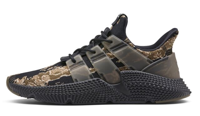 Undefeated x Adidas Prophere Tiger CamoBlackOlive UNDFTD AC8198 Mens sizes