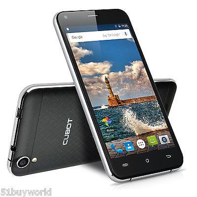 "Unlocked Android6.0 Quad Core 3GB 16GB 5"" CUBOT MANITO 4G Smart Phone 13MP 2*SIM"