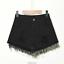 UK-Vintage-Ripped-Womens-High-Waist-Stonewash-Denim-Shorts-Jeans-Hot-Pants-6-22 thumbnail 14