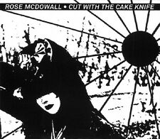 ROSE McDowall cut with the cake Knife-CD (Coil, Current 93, Death in June)