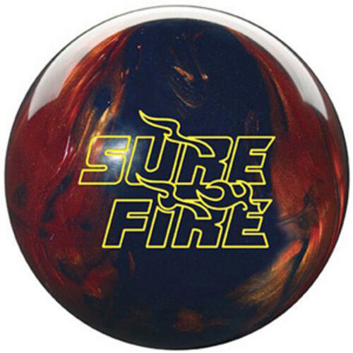 STORM SURE FIRE R2S HYBRID BOWLING BALL 16LB BRAND NEW RARE 4-4.5 PIN PLACEMENT