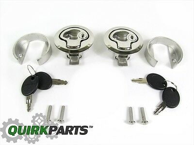 09-17 Ram 1500 10-17 Ram 2500 3500 LOCKING LATCH FOR UNDER FLOOR STORAGE MOPAR