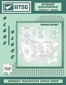 Details about ATSG Chevy 4L60E 4L65E Update Transmission Rebuild  Instruction Tech Manual GM