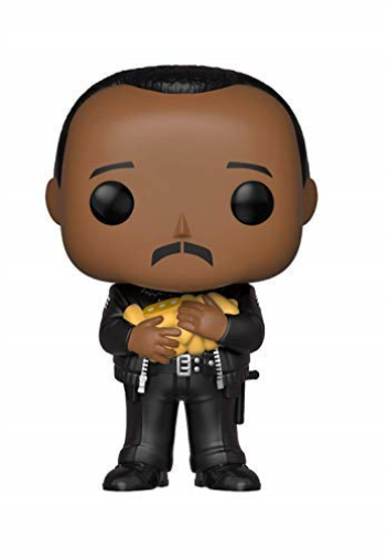 FUNKO-POP! MOVIES: DIE HARD-AL POWELL ACC NEW