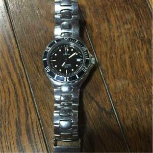 Omega-Seamaster-Professional-200M-Watch-Authentic-Free-Shipping-From-JPN-2021N
