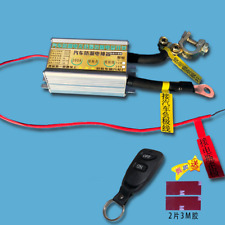Car Battery Cut Off Isolator Switch Withwireless Control For Camper Trailer Truck Fits Tacoma