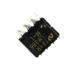 50PCS-SOP-8-LM386-LM386N-Audio-Power-AMPLIFIER-IC-Top