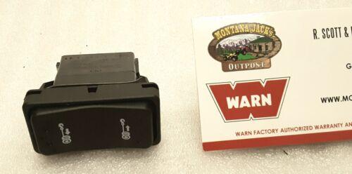 WARN 89587 Dash Rocker Switch for Vantage 4000 ATV//UTV Winch