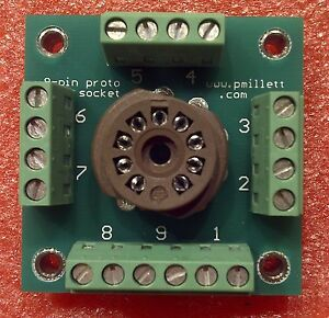 9-pin-breadboard-prototype-tube-socket-for-DIY-experimenting