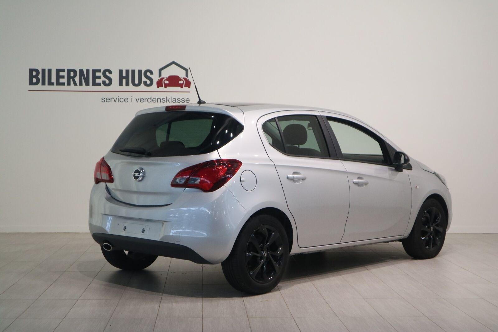 Opel Corsa 1,4 16V Sport - billede 1