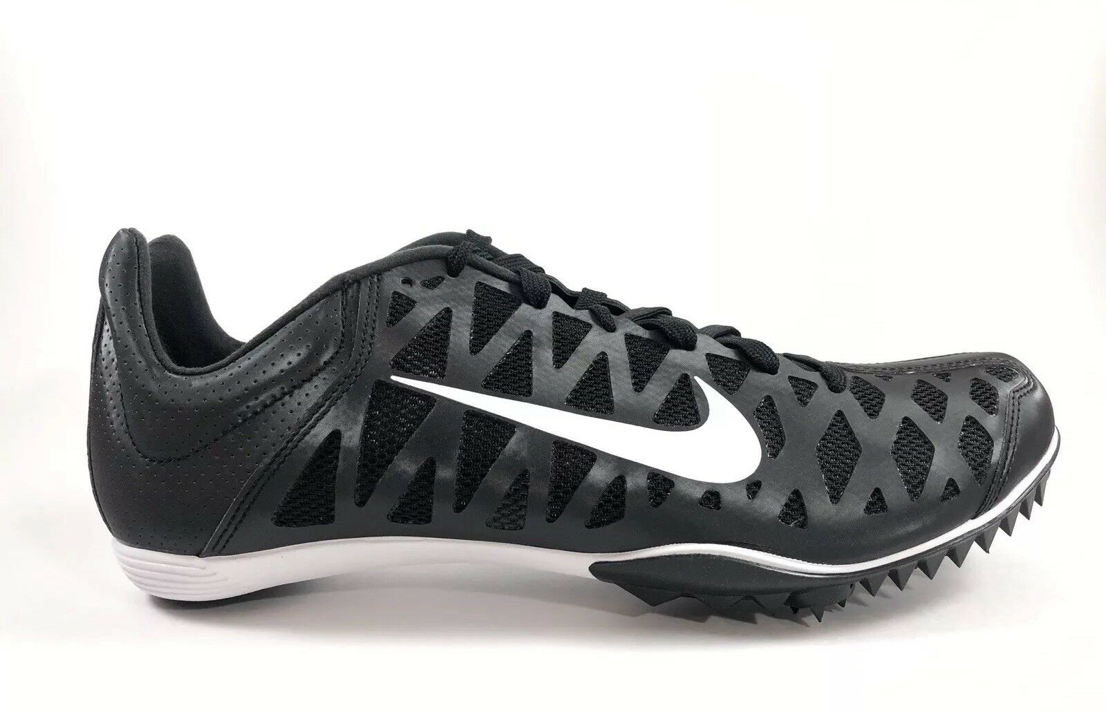 Nike Zoom Maxcat 4 Sprint Track Spikes Black 549150 017 Size  Mens 11