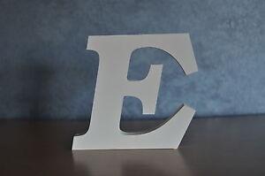 3D-Buchstabe-E-Home-Schriftzug-weiss-Deko-Buchstaben-10-cm-hoch-Modern-Sprueche