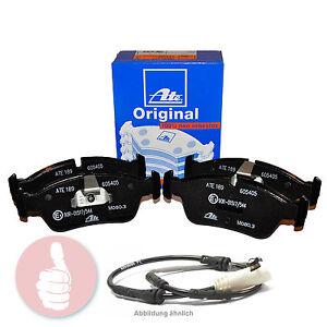 Original ATE Bremsbeläge für hinten BMW 5er E60 E61 6er E63 E64