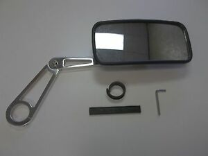 Wake Board Tower Rear View Mirror Arm Bracket Boat Clamp