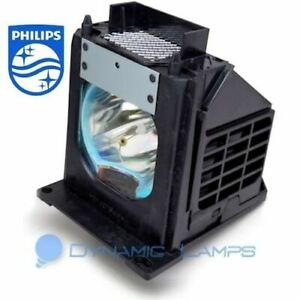 Mitsubishi WD-73733 TV Lamp with Housing with 150 Days Warranty