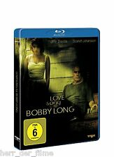 LOVESONG FÜR BOBBY LONG (John Travolta, Scarlett Johansson) Blu-ray Disc NEU+OVP