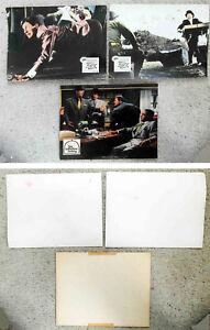 3 Original Aushangfotos JERRY LEWIS / DEAN MARTIN coloriert