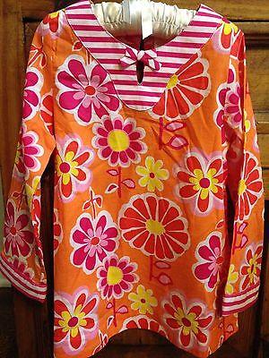 GYMBOREE MOD ABOUT ORANGE NAVY STYLE PONTE JUMPER DRESS 4 5 6 7 8 NWT