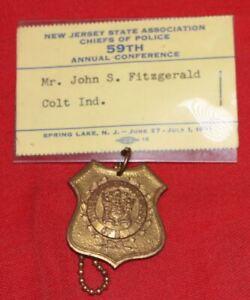 COLT-FIREARMS-FACTORY-Employee-John-Fitzgerald-Badge-1971