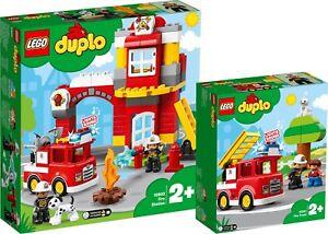 Lego Duplo 10903 10901 Fire Truck Fire Truck N1 / 19