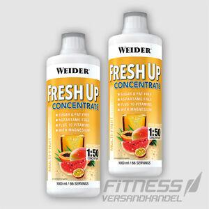 24-50-1L-Weider-Fresh-Up-Concentrate-2x-1L-Flasche-Vitamine-und-Mineralstoffe