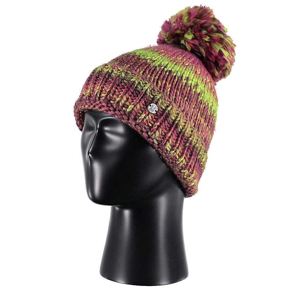 4ef4b5402 Spyder Girls Twisty Chunky Knit Fleece Winter Ski Snow Board Pom Beanie Hat  Cap