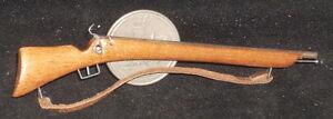 Pioneer-Cowboy-Rifle-WO1943-Wooden-Mexican-Dollhouse-Miniature-Texas-Western-Gun