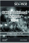 Twenty First Century Science: GCSE Additional Science Higher Level Workbook B5, C5, P5: Workbook B5, C5, P5 by The University of York Science Education Group, Nuffield Curriculum Centre (Paperback, 2006)