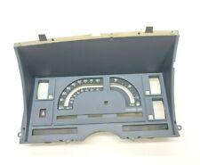 90 91 Blazer S10 Instrument Gauge Cluster Face Plate Cover Bezel Auto Oem