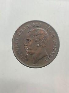 Vittorio-Emanuele-II-5-Cents-1861-Naples-Head-Stubby-Surveying-Q-Spl
