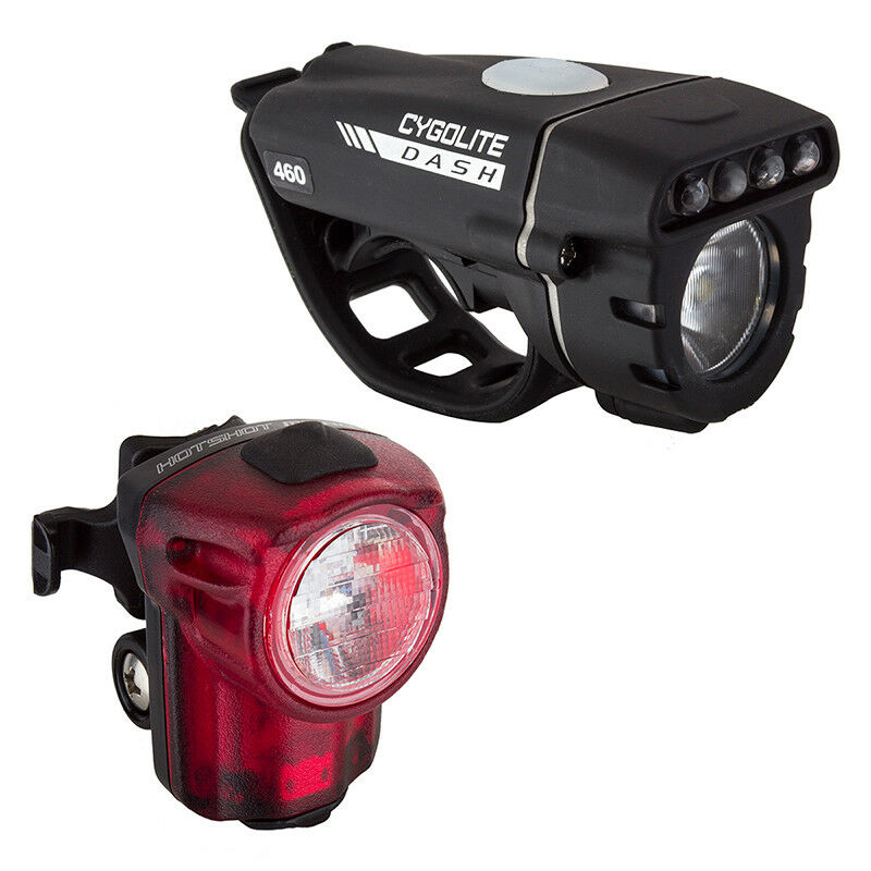 Cygolite Combo Dash 460 Hotshot Light Micro 30 USB