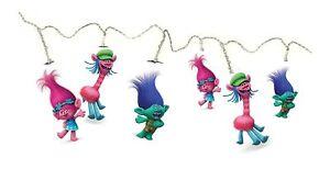 Trolls 'Friends' String Lights Lightings Brand New Gift 5021703507332