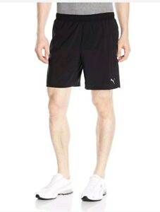 a5a594f6fdb4 Image is loading Puma-Jogging-Shorts-Size-Large-Running-Mens-Core-