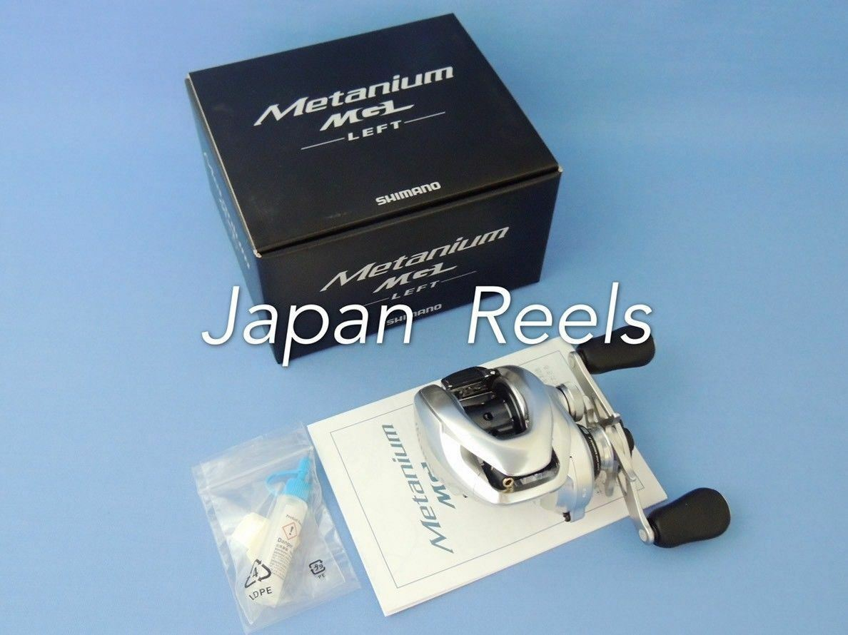 NEW SHIMANO 16 METANIUM MGL LEFT HANDLE (6.2 1) JAPAN 1-3 DAYS FAST DELIVERY