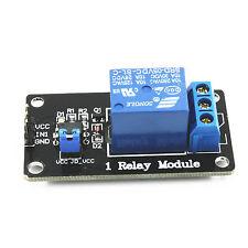 1Stk. 1 Kanal Relais Modul 5V Optokoppler für PIC AVR DSP ARM MCU Arduino Neu