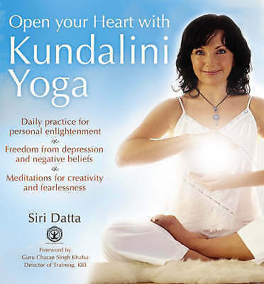 Open Your Heart with Kundalini Yoga-ExLibrary