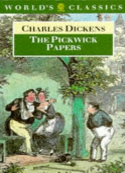 The Pickwick Papers (World's Classics),Charles Dickens, James Kinsley