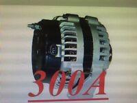 300amp High Output Alternator Gm-gmc Chevrolet Chevy Cadillac Hummer Escalade