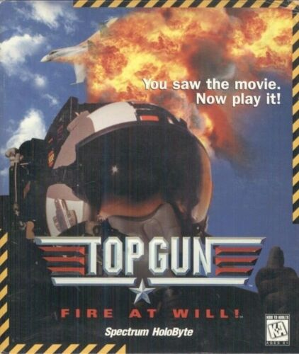 TOP GUN FIRE AT WILL 1Clk Windows 10 8 7 Vista XP Install